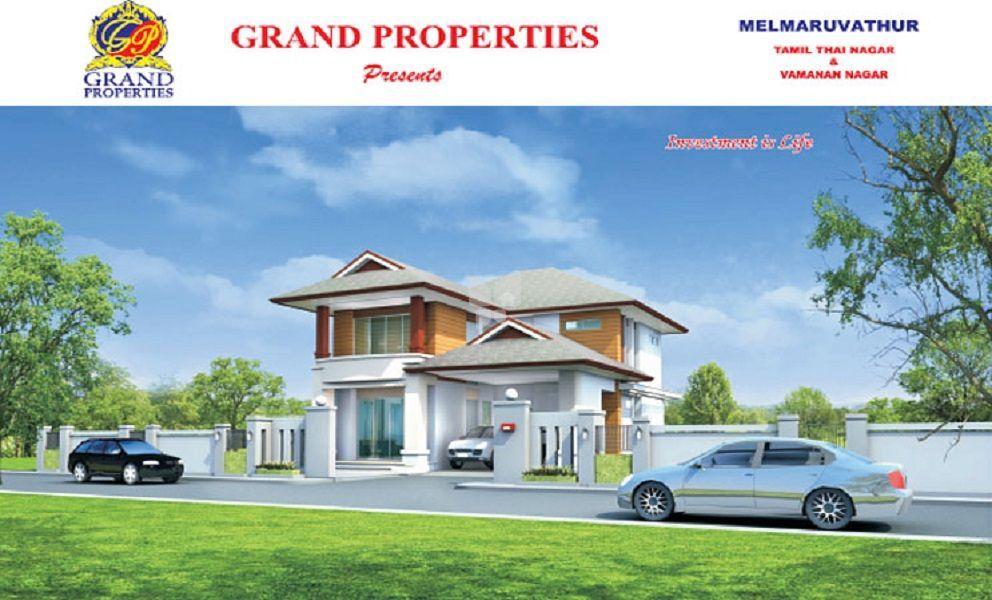 Grand Tamil Thai Nagar - Project Images