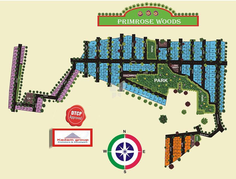 Kadam Primrose Woods Phase III - Master Plans