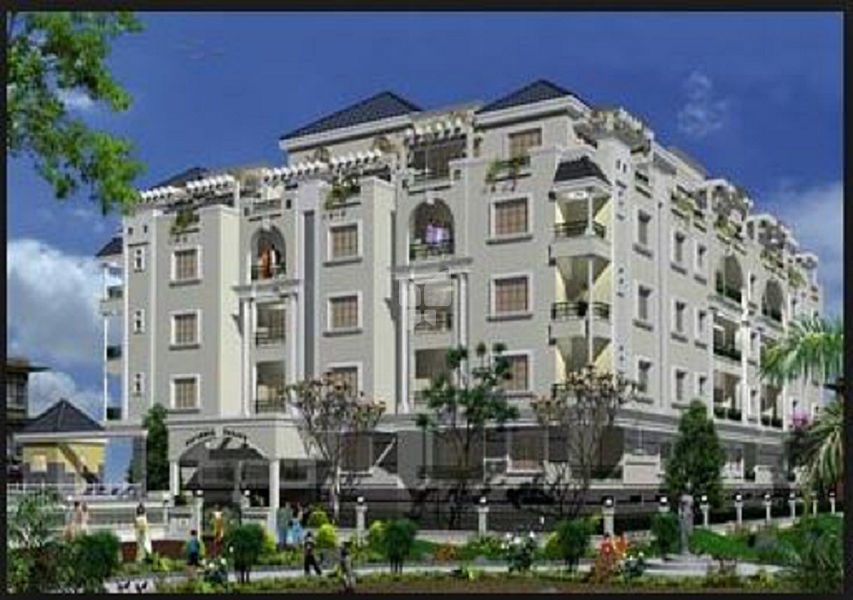 Sai Leela Palace - Project Images