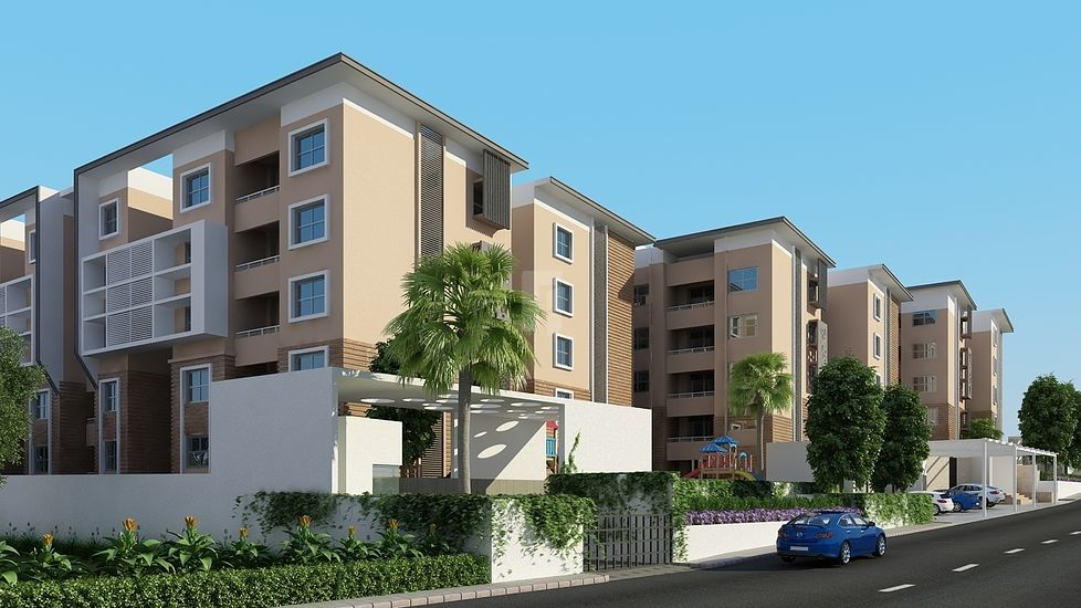 Vaishnavi North 24 - Project Images