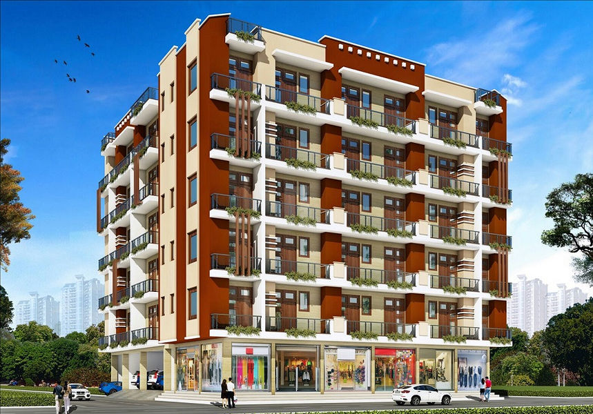 Vishwkarma Appartments - Elevation Photo