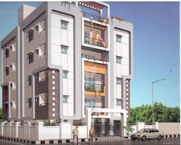 Surya Avenues - Elevation Photo