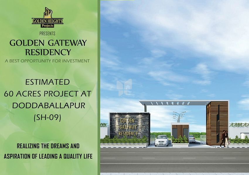 Golden Gateway Residency - Project Images