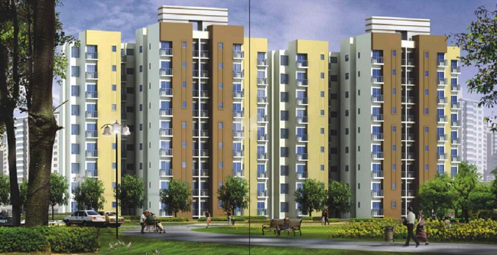 Unitech Unihomes Phase 1 - Project Images