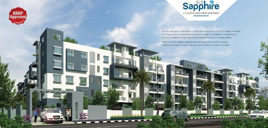 Sapphire - Elevation Photo
