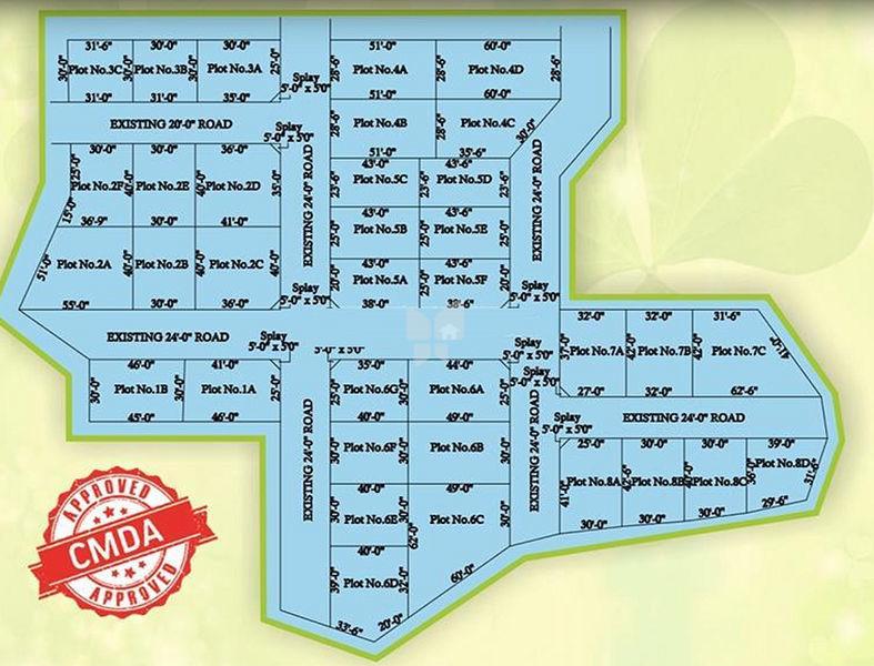 Urban Annamalai Avenue - Master Plan