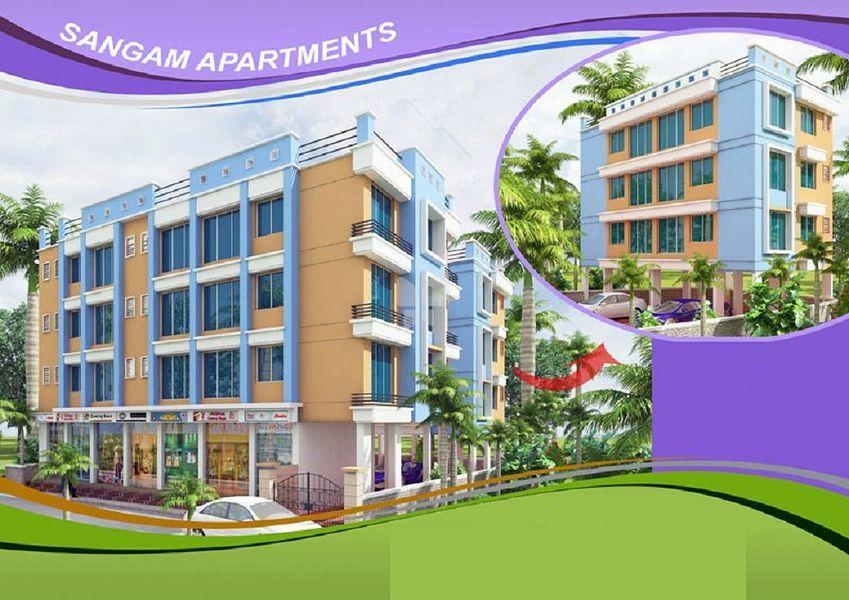 Prayag Sangam Apartments - Elevation Photo