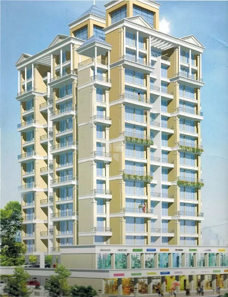 Hiren Highlife Residency - Project Images