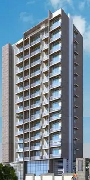 HK Pujara Orchid Residences - Elevation Photo