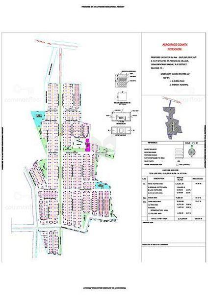 Green City Aerospace County - Master Plans
