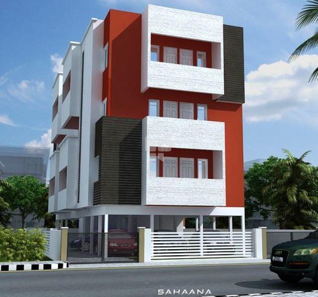 Ramaniyam Sahaana - Elevation Photo