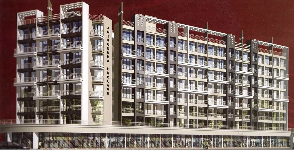 Laxmi Aniruddha Enclave - Elevation Photo
