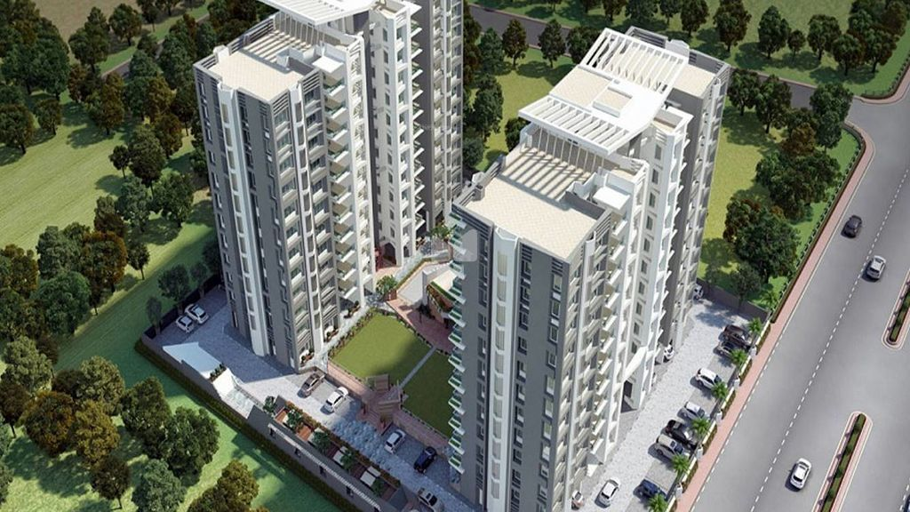 Dev landcon Hitaishi Heights - Project Images