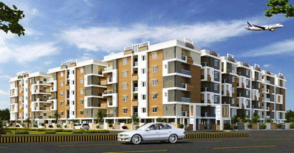 Vijaya Honey Heights - Project Images