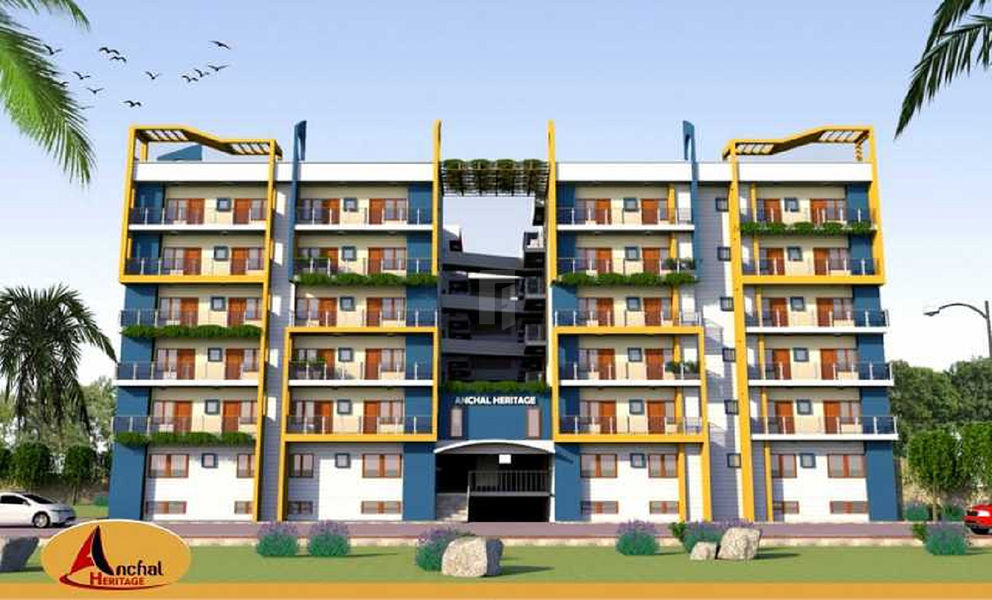 Neoshape Anchal Heritage - Project Images