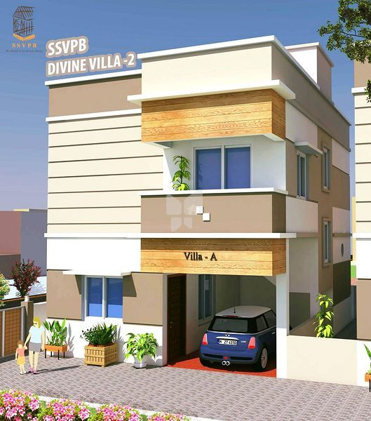 Divine Villa Phase II - Project Images