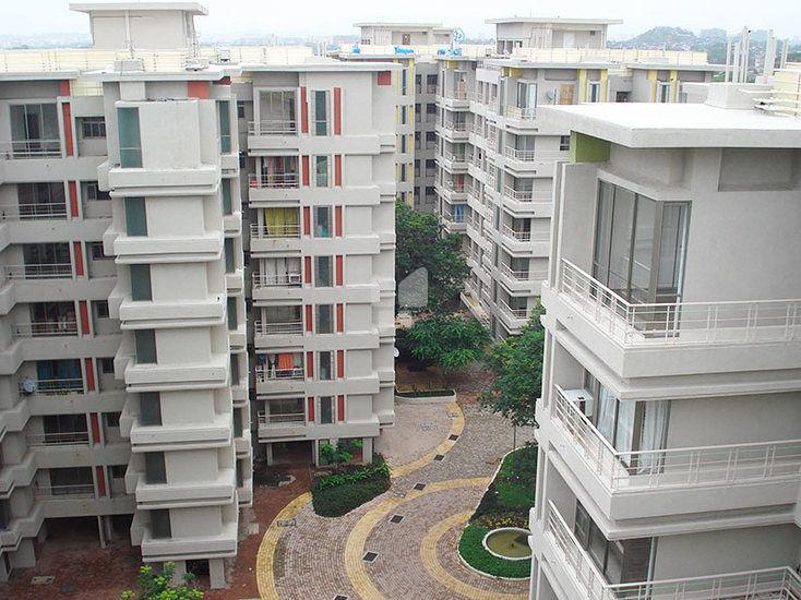 Kohinoor City Phase I - Elevation Photo