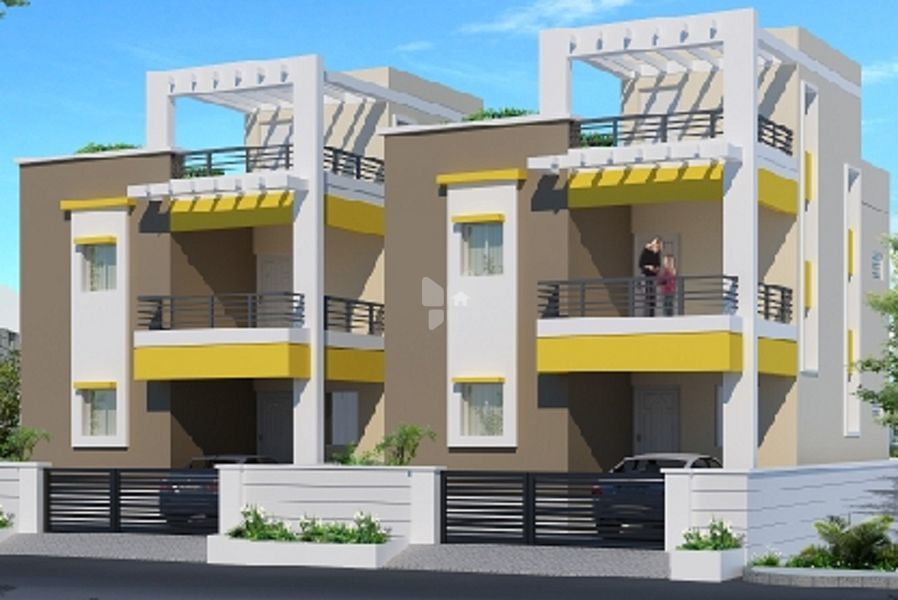 Pappas Duplex House in Kovilambakkam, Chennai - Price, Floor Plans ...