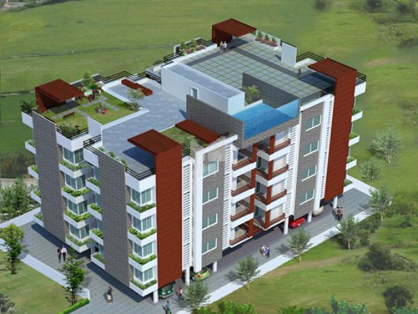 Vijay Shanthi Mystiq - Project Images
