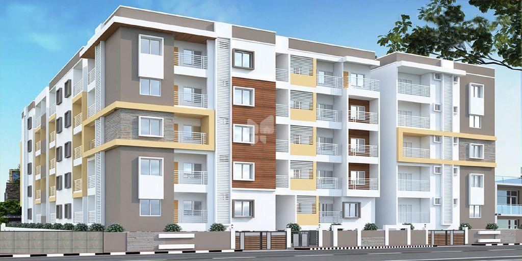 Surya Spaces - Elevation Photo
