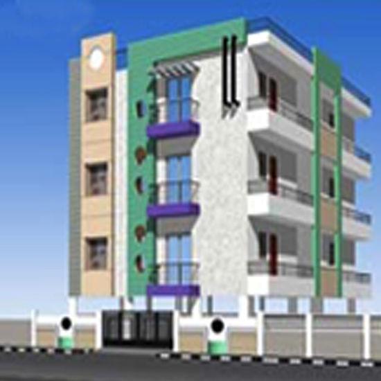 Abhi Homes APN-Nagar - Elevation Photo