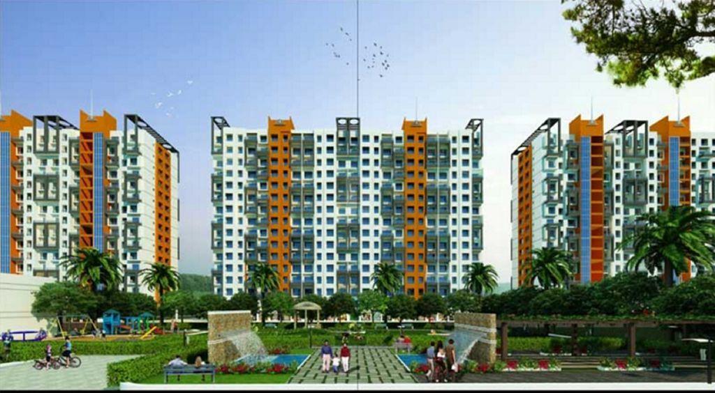 MS Vrindavan City - Project Images