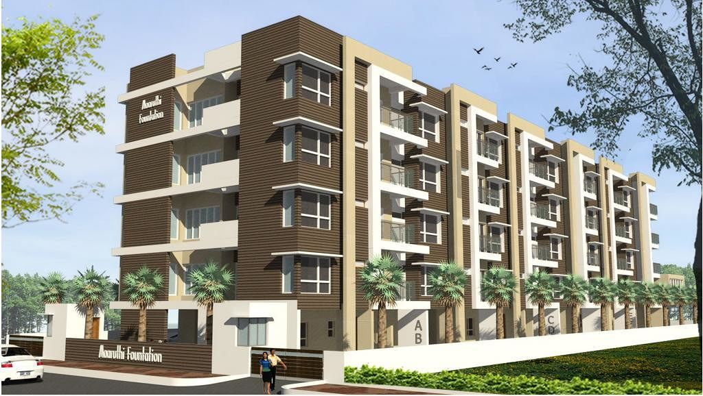 Raj Palani Residency - Project Images