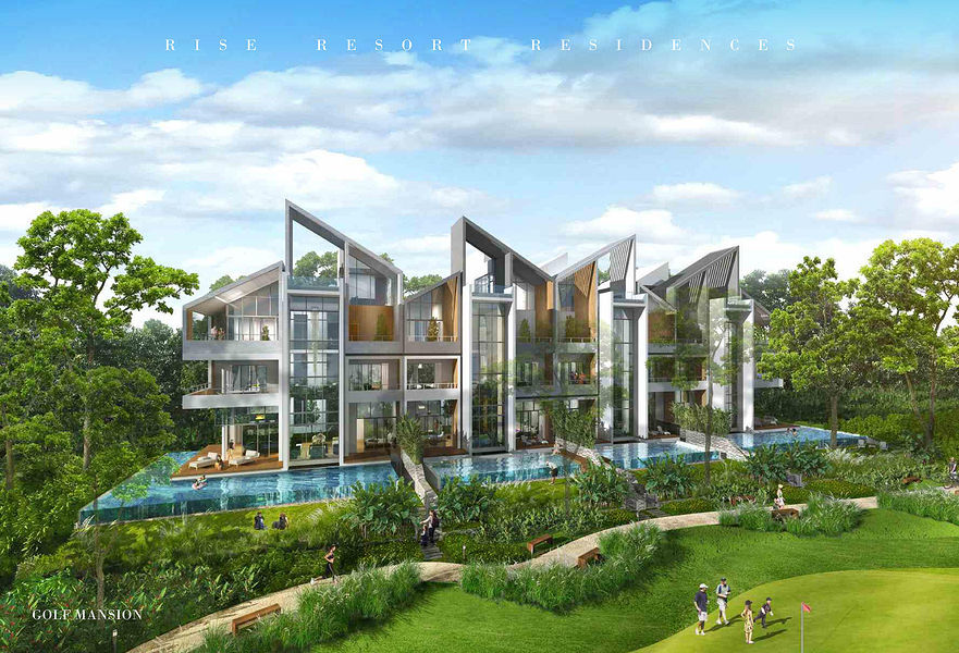 Rise Resort Residences - Elevation Photo