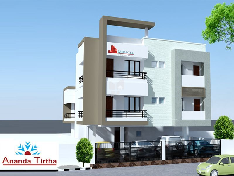 Miracle Ananda Tirtha - Project Images