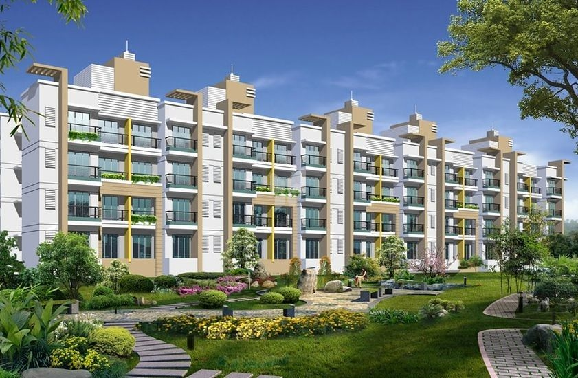Sanghvi Paradise - Project Images