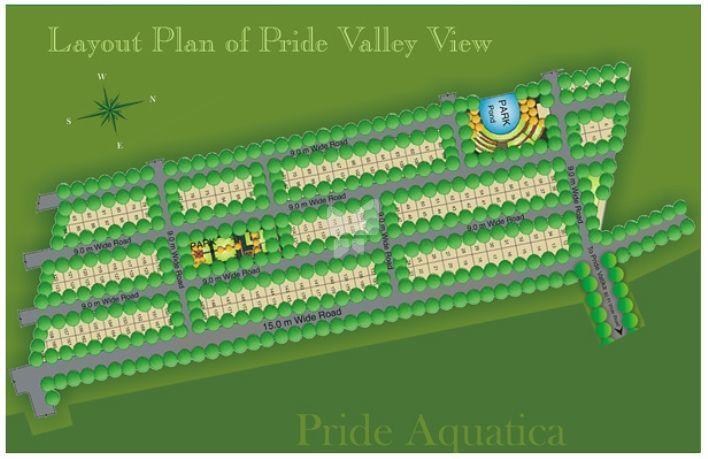 Pride Valley View - Master Plan
