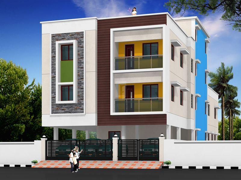 Sai Ram Flats - Project Images