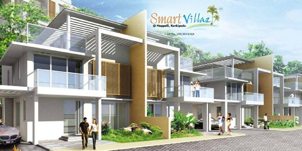 Lifestyle Housing Smart Villaz - Project Images