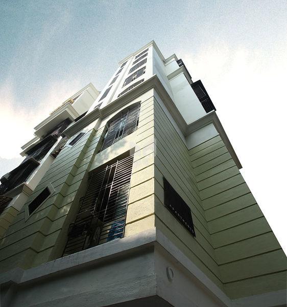 Suraj Lavanya Apartments - Elevation Photo