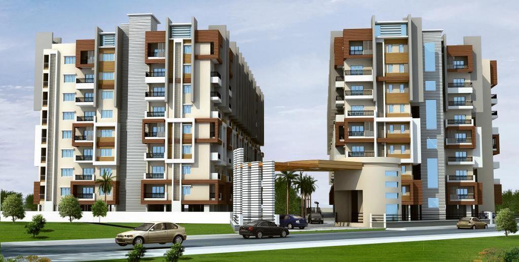 Sri Tirumala Sarovar apartment - Project Images
