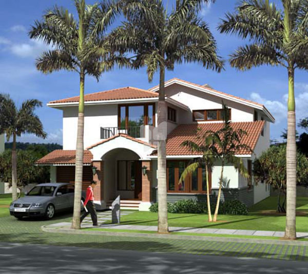Jain Housing San Lucas - Elevation Photo