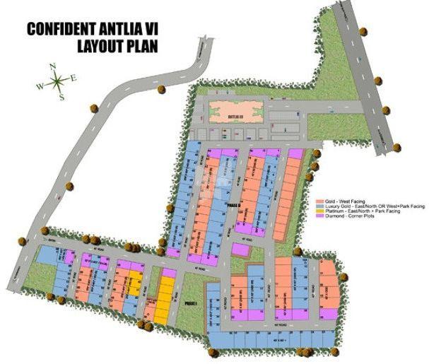 Confident Antlia Six - Master Plan