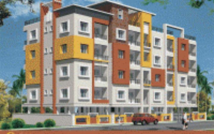 Sai's Akruthi - Elevation Photo