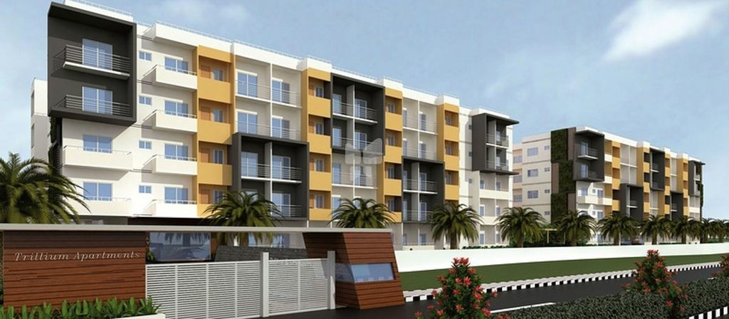 TD Trillium Apartments - Elevation Photo