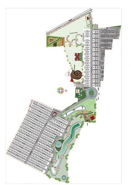Sai Brindavan - Master Plans