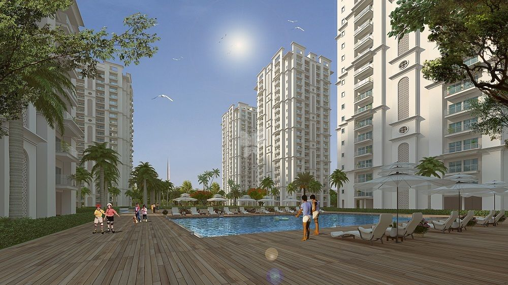 IT New Dwarka Residency - Project Images