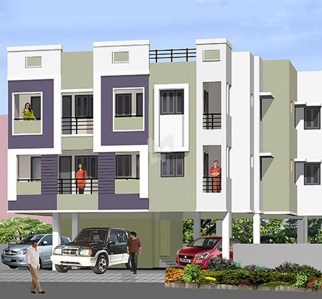 CEE PEE Nabin Homes - Project Images
