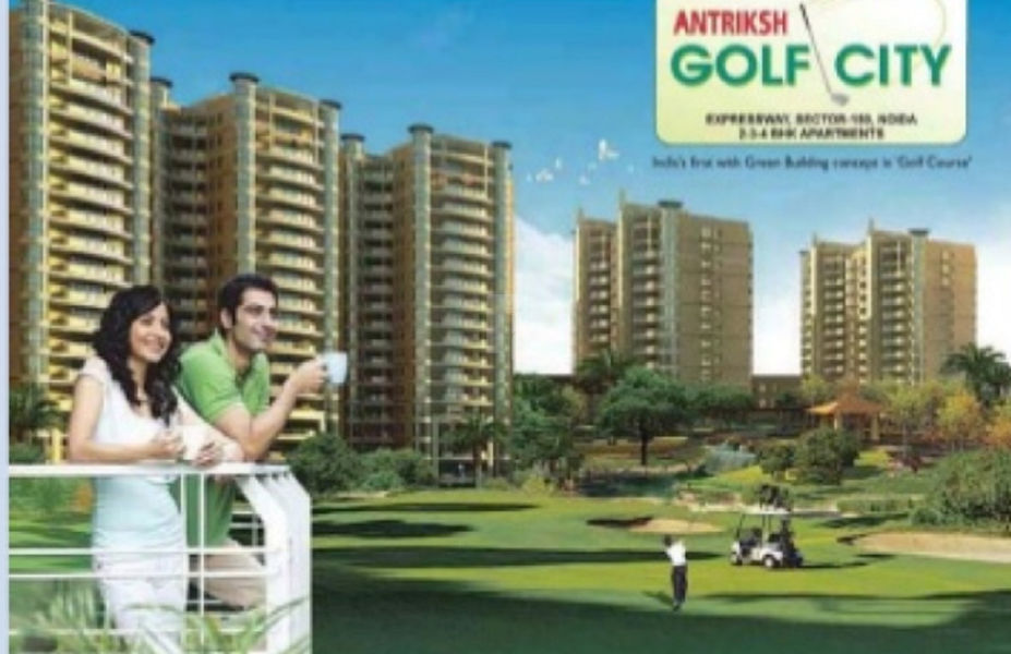 Antriksh Golf City Sector 150 Noida - Project Images
