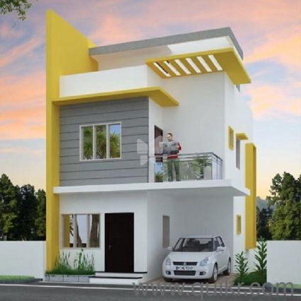 White House Vetri Nagar - Elevation Photo