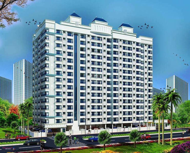 Shantee Meera Avenue - Project Images