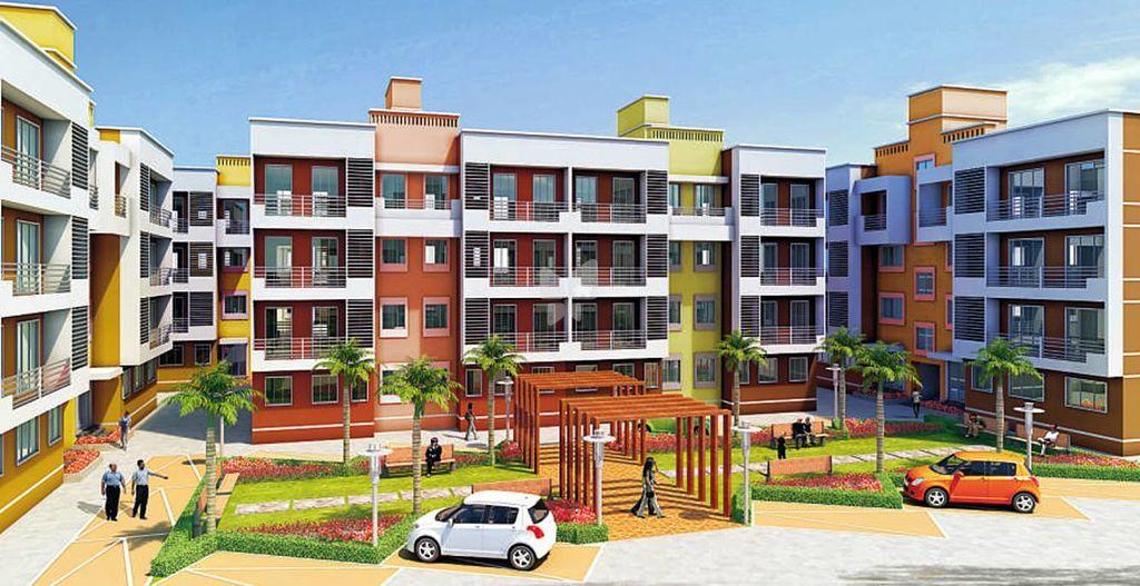 Poddar Samruddhi Evergreen Phase 4B - Project Images