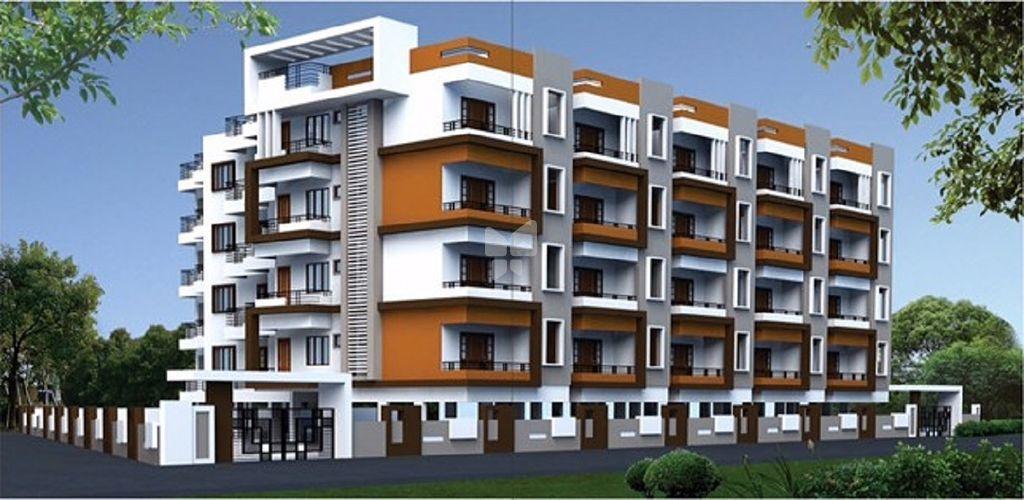 Srinivasa Varna - Elevation Photo