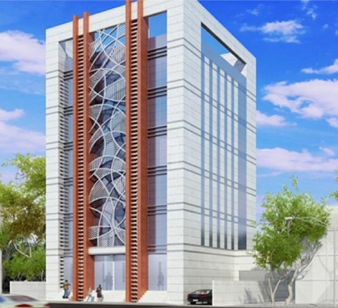 Shree Naminath House - Project Images