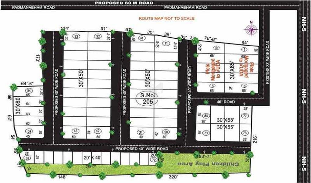 New Sunrise Brunda Avenue - Master Plans