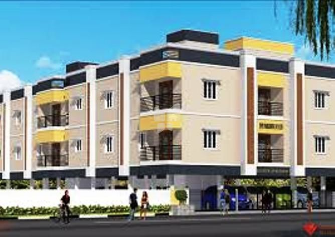 Sps akshith apartment in valasaravakkam chennai price for Apartment plans chennai